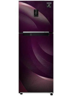 Samsung RT34T46324R 314 L 2 Star Inverter Frost Free Double Door Refrigerator Price in India