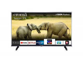 Croma CREL7362N 39.5 inch Full HD Smart LED TV Price in India