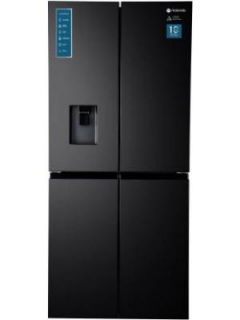 Motorola 507AFDMTB 507 L Inverter Frost Free Side By Side Door Refrigerator Price in India
