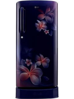 LG GL-D201ABPY 190 L 4 Star Direct Cool Single Door Refrigerator Price in India