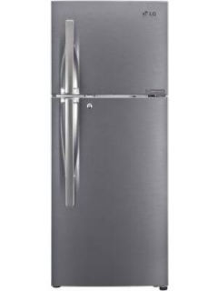 LG GL-S292RDS3 260 L 3 Star Inverter Frost Free Double Door Refrigerator Price in India