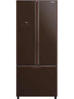 Hitachi R-WB490PND9 451 L Inverter Frost Free Triple Door Refrigerator Price in India