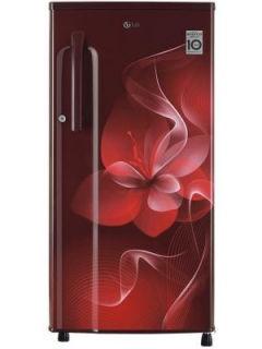 LG GL-B191KSDX 188 L 3 Star Inverter Direct Cool Single Door Refrigerator Price in India