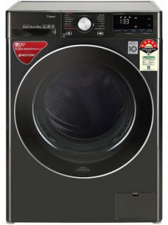 LG 8 Kg Fully Automatic Front Load Washing Machine (FHV1408ZWB) Price in India