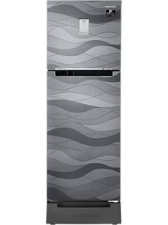 Samsung RT28T3C23NV 244 L 3 Star Inverter Frost Free Double Door Refrigerator Price in India