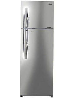 LG GL-T302RPZY 284 L 2 Star Inverter Frost Free Double Door Refrigerator Price in India