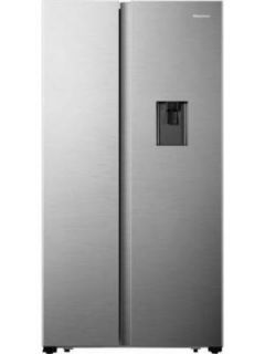 Hisense RS670N4ASN 566 L Frost Free Side By Side Door Refrigerator Price in India