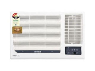 Croma CRAC1152 1.5 Ton 3 Star Window Air Conditioner Price in India