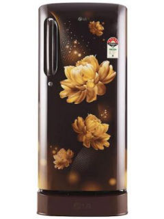 LG GL-D201AHCY 190 L 4 Star Inverter Direct Cool Single Door Refrigerator Price in India