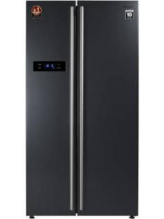 Panasonic NR-BS60VKX1 584 L Inverter Frost Free Side By Side Door Refrigerator Price in India
