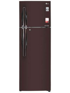 LG GL-T402JRS3 360 L 3 Star Inverter Frost Free Double Door Refrigerator Price in India