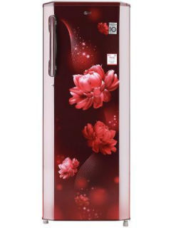 LG GL-B281BSCX 270 L 3 Star Inverter Direct Cool Single Door Refrigerator Price in India