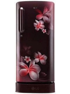 LG GL-D201ASPD 190 L 3 Star Direct Cool Single Door Refrigerator Price in India