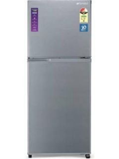Sansui 272JF3SNDS 271 L 3 Star Inverter Frost Free Double Door Refrigerator Price in India