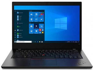 Lenovo Thinkpad L14 (20U1S04N00) Laptop (14 Inch | Core i3 10th Gen | 4 GB | DOS | 256 GB SSD) Price in India