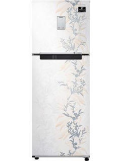 Samsung RT28T35226W 244 L 2 Star Inverter Frost Free Double Door Refrigerator Price in India