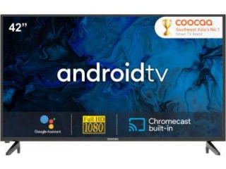 Cooaa 42S6G 42 inch Full HD Smart LED TV Price in India