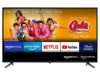 AmazonBasics AB32E10SS 32 inch HD ready Smart LED TV Price in India