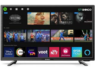 Shinco SO32SF 32 inch HD ready Smart LED TV Price in India