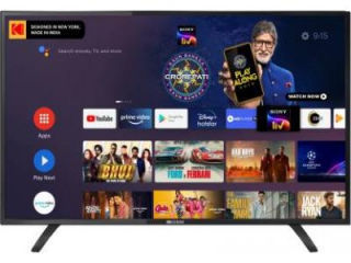 Kodak 42FHDX7XPRO 42 inch Full HD Smart LED TV Price in India