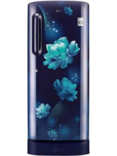 LG GL-D241ABCY 235 L 4 Star Inverter Direct Cool Single Door Refrigerator Price in India