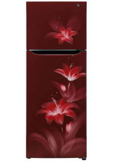 LG GL-T302SRGY 284 L 2 Star Inverter Frost Free Double Door Refrigerator Price in India