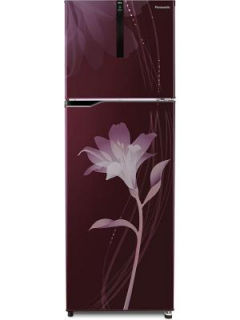 Panasonic NR-BG341PLW3 336 L 3 Star Inverter Frost Free Double Door Refrigerator Price in India