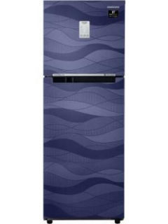 Samsung RT28T3753UV 253 L 3 Star Inverter Frost Free Double Door Refrigerator Price in India