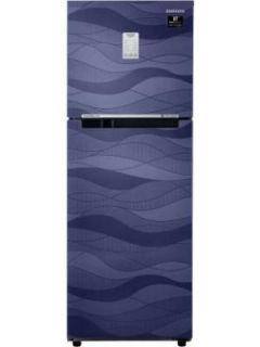 Samsung RT28T3753UV 253 L 3 Star Inverter Frost Free Double Door Refrigerator Price in India