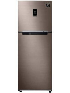 Samsung RT34A4632DX 314 L 2 Star Inverter Frost Free Double Door Refrigerator Price in India
