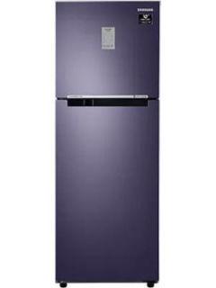 Samsung RT28T3782UT 253 L 2 Star Inverter Frost Free Double Door Refrigerator Price in India