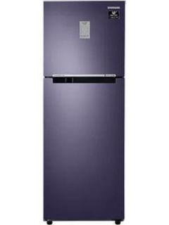 Samsung RT28T3782UT 253 L 2 Star Inverter Frost Free Double Door Refrigerator Price in India