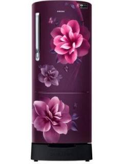 Samsung RR24T287YCR 230 L 3 Star Inverter Direct Cool Single Door Refrigerator Price in India