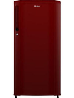 Haier HRD-1812BBR-E 181 L 2 Star Direct Cool Single Door Refrigerator Price in India