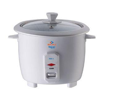 Bajaj RCX1 0.4 L Rice Cooker White Price in India