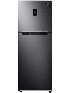 Samsung RT34A4622BX 314 L 2 Star Inverter Frost Free Double Door Refrigerator Price in India