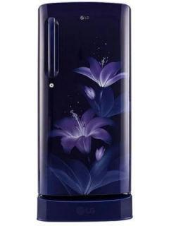 LG GL-D201ABGZ 190 L 5 Star Inverter Direct Cool Single Door Refrigerator Price in India