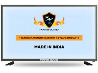 Power Guard PG 40-S VC 39 inch HD ready Smart LED TV Price in India