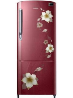 Samsung RR20T172YR2 192 L 3 Star Inverter Direct Cool Single Door Refrigerator Price in India