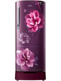 Samsung RR20A182YCR 192 L 3 Star Inverter Direct Cool Single Door Refrigerator Price in India