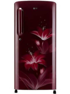 LG GL-B201ARGZ 190 L 5 Star Inverter Direct Cool Single Door Refrigerator Price in India