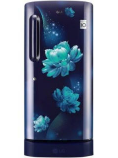LG GL-D221ABCY 215 L 4 Star Inverter Direct Cool Single Door Refrigerator Price in India