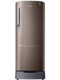 Samsung RR22T382YDX 215 L 3 Star Inverter Direct Cool Single Door Refrigerator Price in India