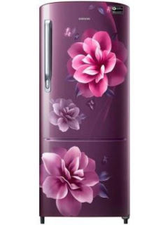 Samsung RR20A172YCR 192 L 3 Star Inverter Direct Cool Single Door Refrigerator Price in India