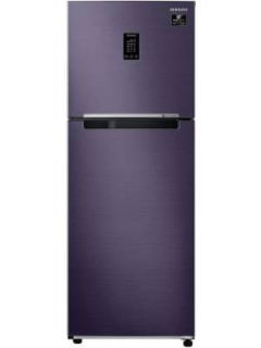 Samsung RT34A4632UT 314 L 2 Star Inverter Frost Free Double Door Refrigerator Price in India