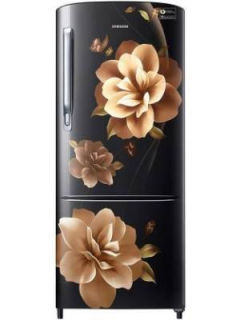 Samsung RR20A272YCB 192 L 3 Star Inverter Direct Cool Single Door Refrigerator Price in India