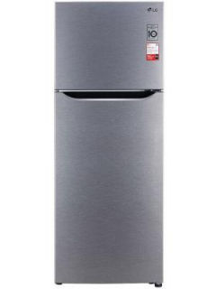 LG GL-S302SDSY 284 L 2 Star Inverter Frost Free Double Door Refrigerator Price in India