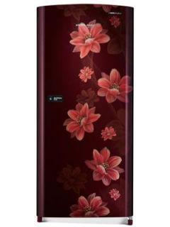 Voltas RDC215DBWRX 195 L 2 Star Direct Cool Single Door Refrigerator Price in India