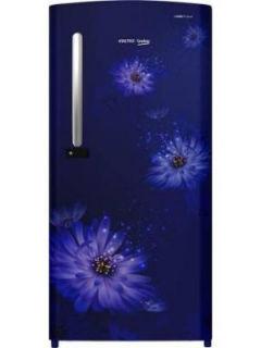 Voltas RDC215CDBEX 195 L 3 Star Direct Cool Single Door Refrigerator Price in India
