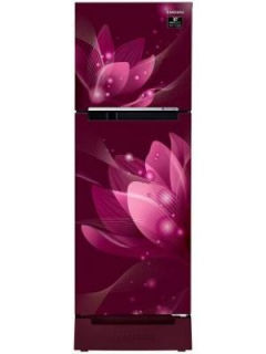 Samsung RT28A3122R8 253 L 2 Star Inverter Frost Free Double Door Refrigerator Price in India
